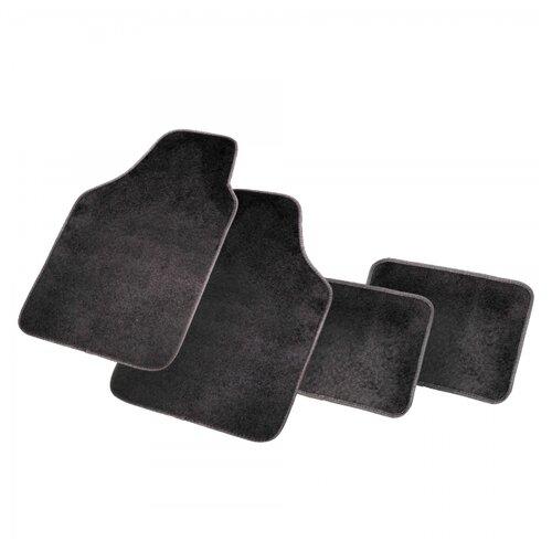 Комплект ковриков AUTOPROFI PET602 4 шт. черный