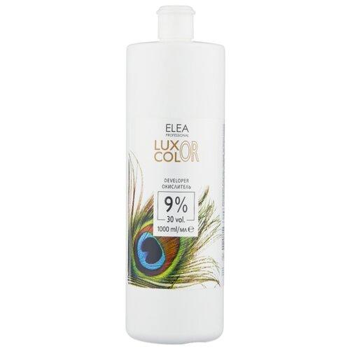 Elea Professional Luxor Color окислитель 9%, 1000 мл недорого