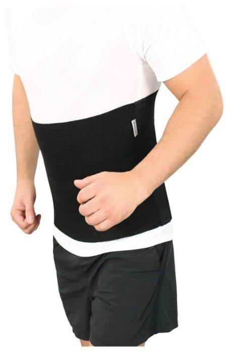 Защита спины UNGA-RUS Пояс спортивный эластичный поддерживающий С-425, р. M