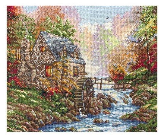 Maia Набор для вышивания Водяная мельница