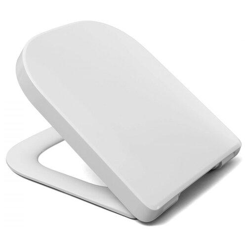 Крышка-сиденье для унитаза HARO Dante дюропласт с микролифтом белый сиденье для унитаза с микролифтом haro manta 4016959143060
