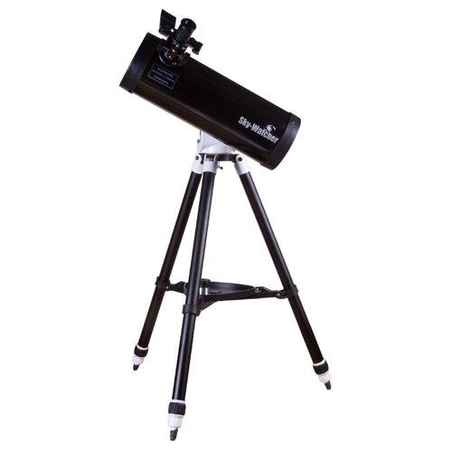 Фото - Телескоп Sky-Watcher P114 AZ-GTe SynScan GOTO черный адаптер wi fi sky watcher для synscan goto