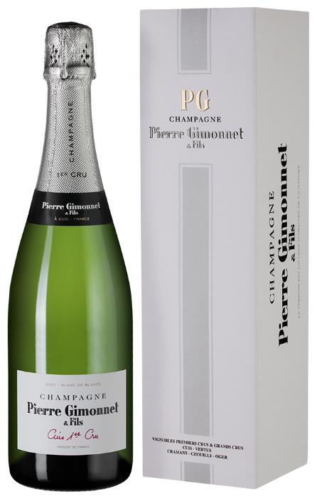 Купить Шампанское Pierre Gimonnet & Fils Cuis Premier Cru, 0.75л по низкой цене с доставкой из Яндекс.Маркета (бывший Беру)