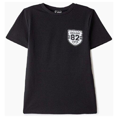 Купить Футболка Elaria размер 152, черный, Футболки и майки