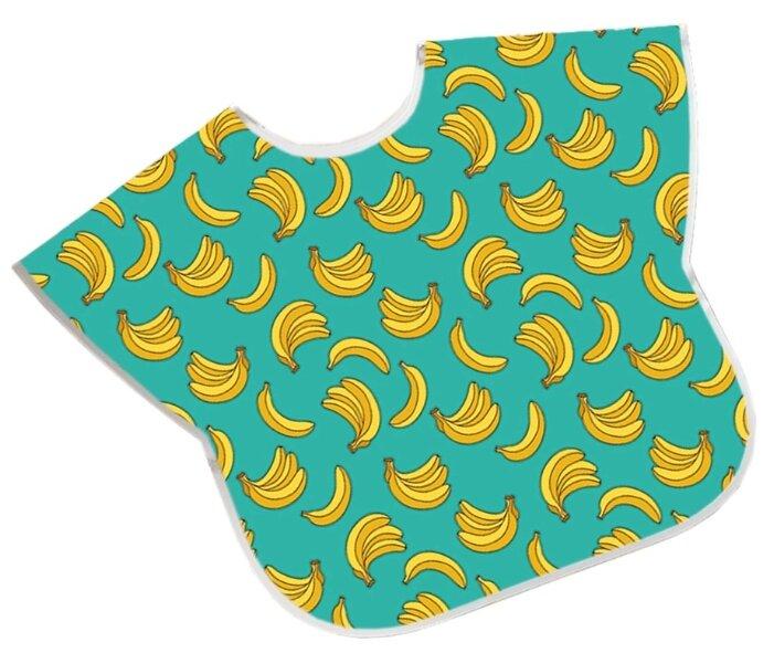 JoyArty Фартук-слюнявчик для детского творчества Модные бананы (apki_34727V1_3-4)