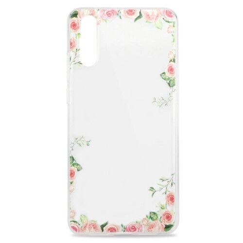 Купить Чехол Pastila Summer mood для Huawei P20 Цветочная рамка