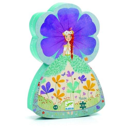 Купить Пазл DJECO Весенняя принцесса (07238/20), 36 дет., Пазлы