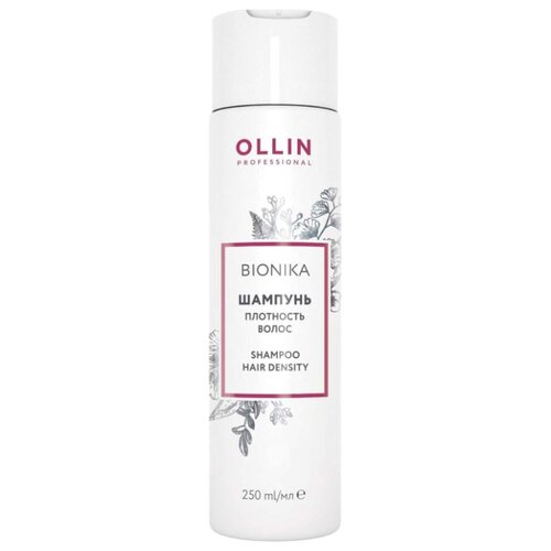 OLLIN Professional шампунь Bionika Плотность волос 250 мл