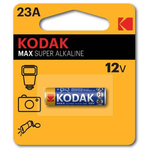 Батарейка Kodak 23A: сигнализаций, пультов, игрушек, электрошокеров