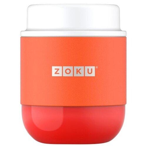 Термос для еды ZOKU ZK305, 0.3 л оранжевый