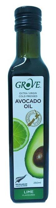 GROVE Масло Авокадо со вкусом лайма
