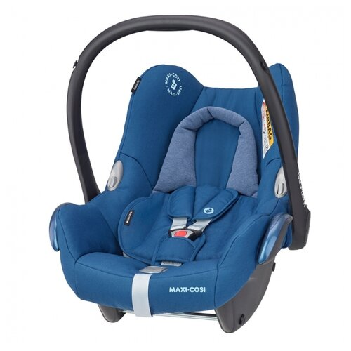 Автокресло-переноска группа 0+ (до 13 кг) Maxi-Cosi CabrioFix, essential blue