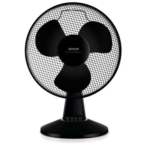 Настольный вентилятор Sencor SFE 4021BK, black