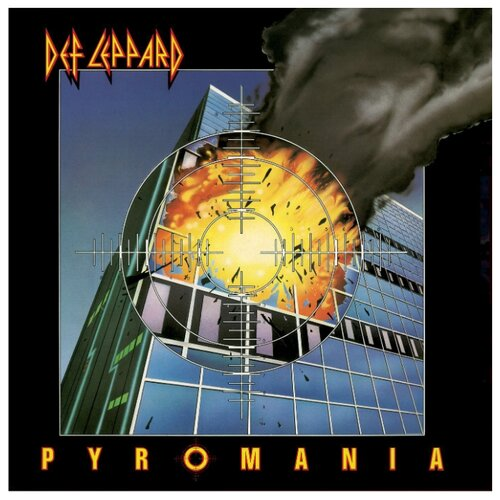 Def Leppard. Pyromania. Coloured Vinyl (LP)