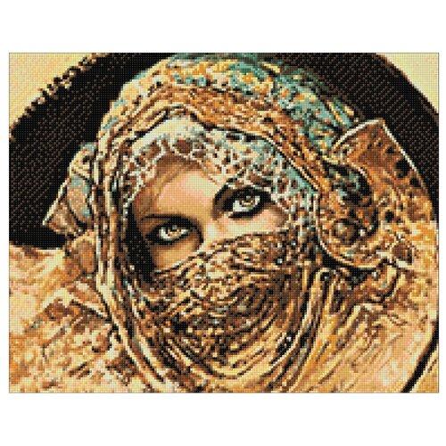 Купить Гранни Набор алмазной вышивки Сокровище Востока (Ag 063) 38х48 см, Алмазная вышивка