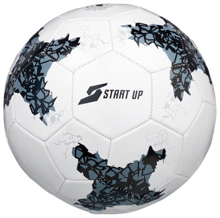 Футбольный мяч START UP E5125 белый 5