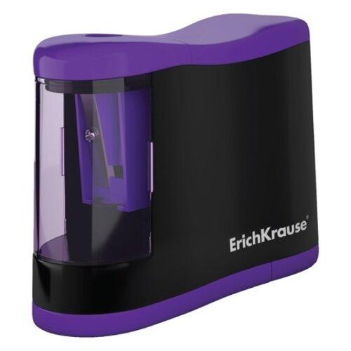 ErichKrause Точилка электрическая Compact с контейнером 44503