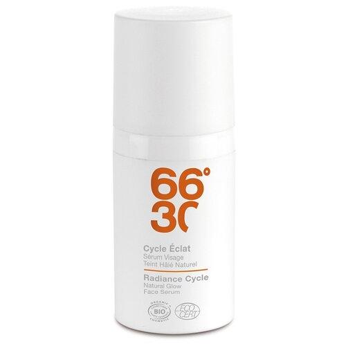 66°30 Серум для лица Radiance Cycle 30 мл серум масло купить