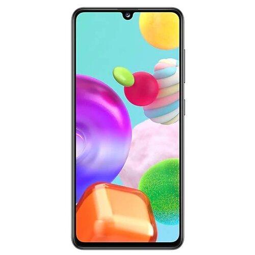 Смартфон Samsung Galaxy A41 черный (SM-A415FZKMSER) смартфон