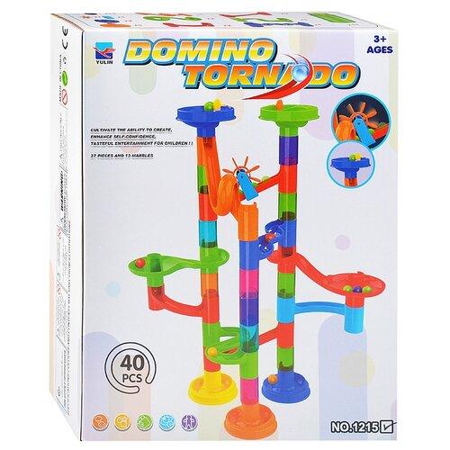 Динамический конструктор Yulin Domino Tornado 1215 Горки
