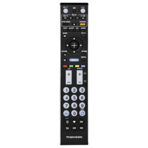 Фото - Пульт ДУ Thomson 132500 для Sony TVs черный универсальный пульт thomson roc1205