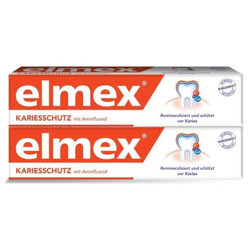 Зубная паста Colgate ELMEX Защита от кариеса, 75 мл, 2 шт.