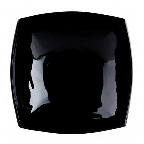 Luminarc Салатник Quadrato 24 см черный
