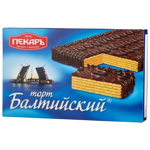 Торт Пекарь Балтийский 320 г