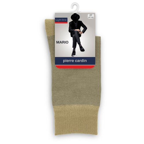 Носки Pierre Cardin Light line. Mario, размер 41-42, бежевый