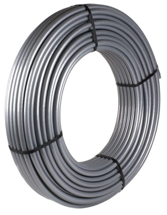Труба из сшитого полиэтилена армированная алюминием Tim PE-Xb/AL/PE-Xb TPAP1620-100 Stabili, DN16 мм