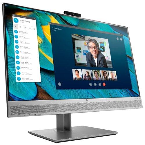 Монитор HP EliteDisplay E243m 23.8, серебристый монитор hp elitedisplay e243 23 8 серебристый