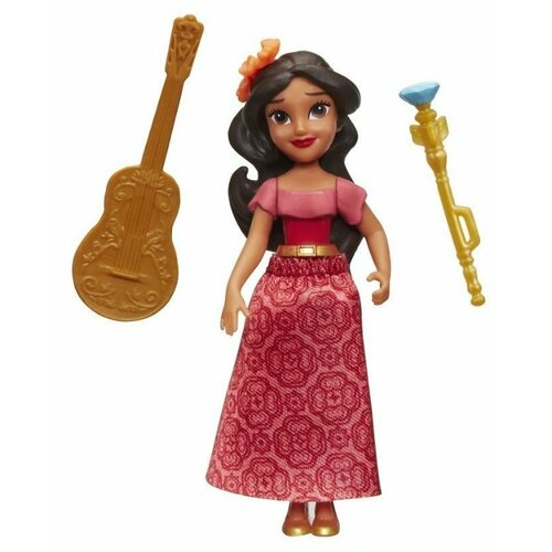 Купить Кукла Hasbro Disney Елена - принцесса Авалора Елена cо скипетром и гитарой, C0381, Куклы и пупсы