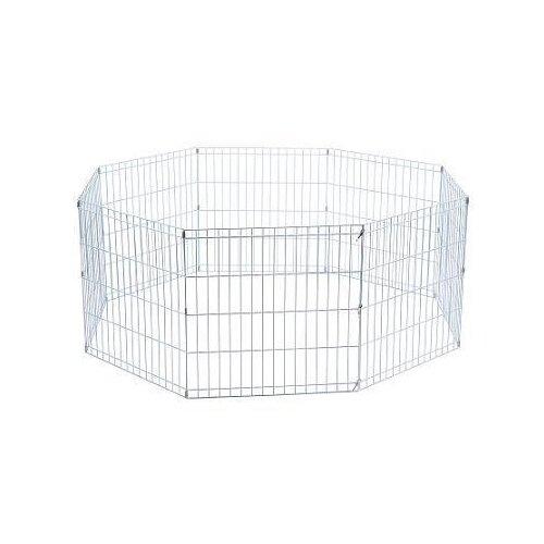 Вольер для собак Triol 30701001 61х147х61 см белый