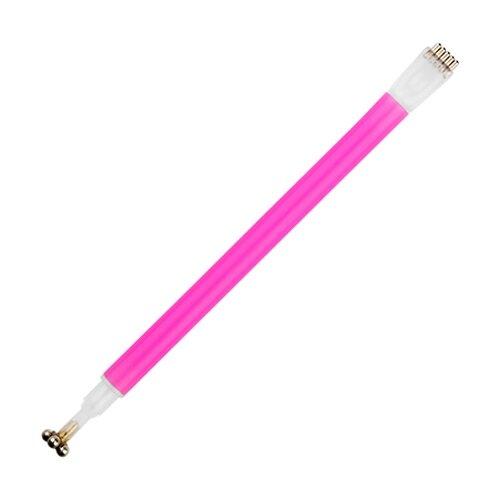 Магнитная ручка «Калейдоскоп» двусторонняя Irisk Professional розовый