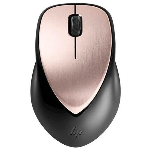 Мышь HP Envy Rechargeable Mouse 500 2LX92AA Black-Silver USB черно-серебристый мышь hp essential usb mouse 2tx37aa 2tx37aa