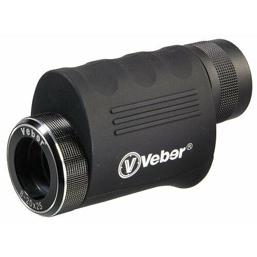Фото - Монокуляр Veber 8-20x25 черный on dot черный 8 ярдов