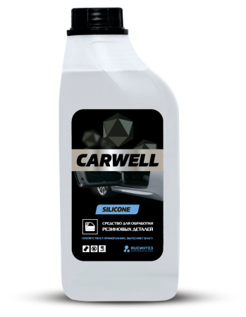 Смазка Carwell SILICONE, 001860