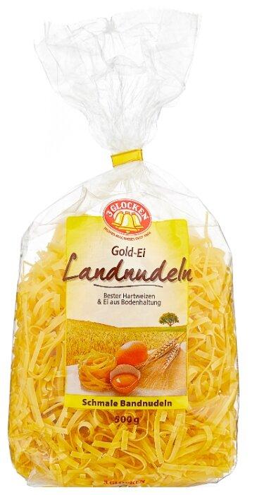 3 Glocken Лапша Gold-Ei Landnudeln Schmale Bandnudeln, 500 г