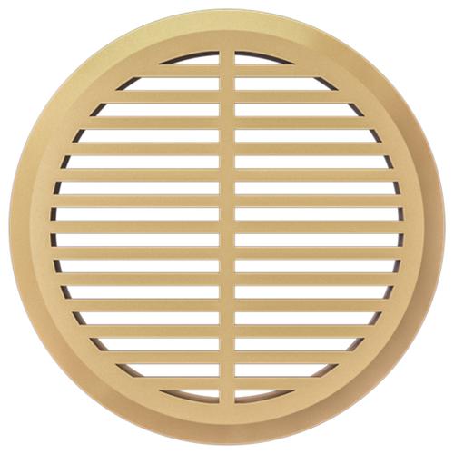 Вентиляционная решетка ERA 05ДП 1/4 бежевый мдс 81 4 99