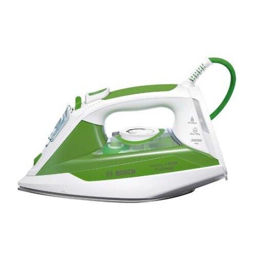 Утюг Bosch TDA 302401E зеленый/белый