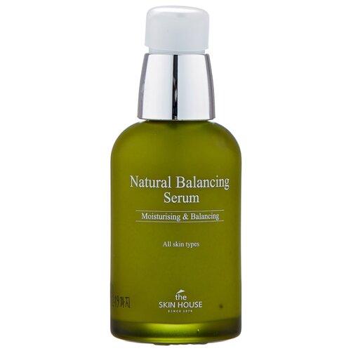 The Skin House Natural Balancing Serum Балансирующая сыворотка для лица, 50 мл