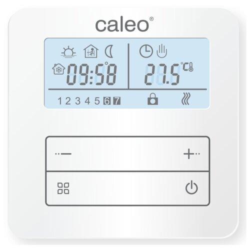 Фото - Терморегулятор Caleo С950 белый терморегулятор caleo 620 белый