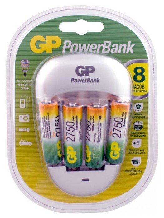 Зарядное устройство GP PB27GS275-2CR4