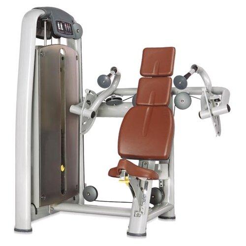 Тренажер со встроенными весами Bronze Gym A9-007 коричневый/серый вертикальная кросс тяга bronze gym a9 012b
