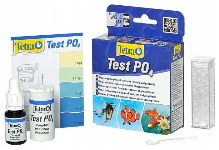 Tetra Test PO4 тесты для аквариумной воды