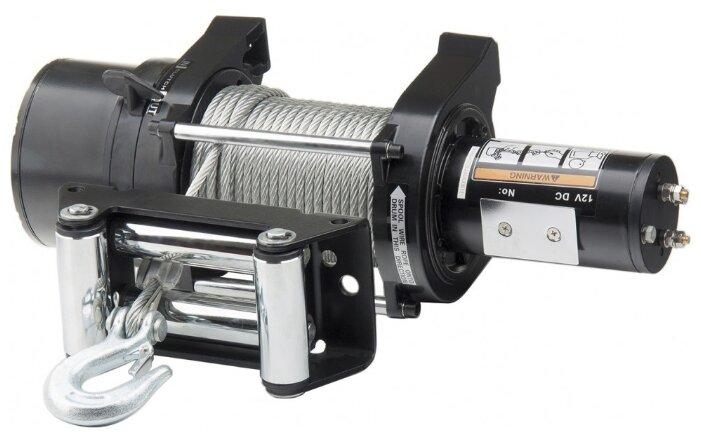 Лебедка электрическая Denzel LB-3000 со стальным тросом 29 м