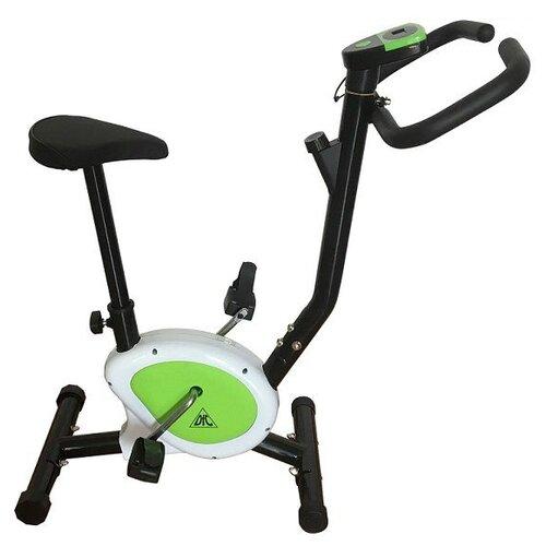 Вертикальный велотренажер DFC B8006 белый/зеленый вертикальный велотренажер dfc v10