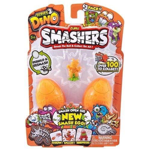 Игровой набор ZURU Smashers Дино-сюрприз в яйце 7437