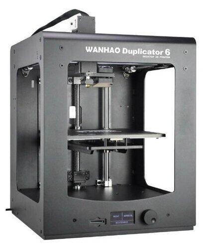 3D-принтер Wanhao Duplicator 6 Plus черный