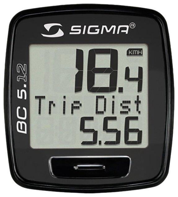 Велокомпьютер SIGMA BC 5.12